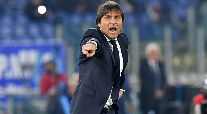 Inter, Conte: «Sconfitta? E' stata una partita in nostro totale controllo»