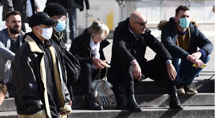 Borriello: «Al Nord si augurano che il virus arrivi al Napol