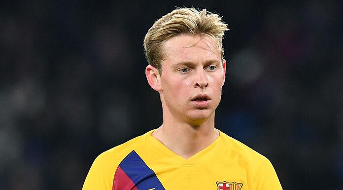 Barcellona, De Jong: «Napoli? Dobbiamo mostrare rispetto, lo merita»