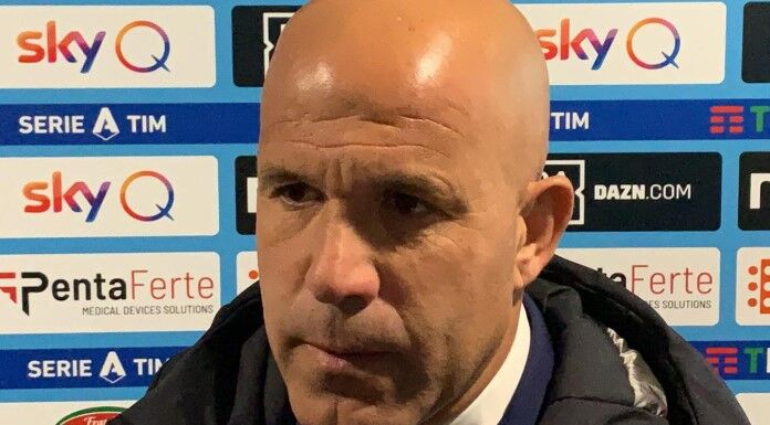 Di Biagio: «Impossibile che questa squadra sia ultima» – VID