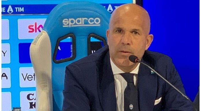 Conferenza stampa Di Biagio: «Contro la Juve dovremo essere