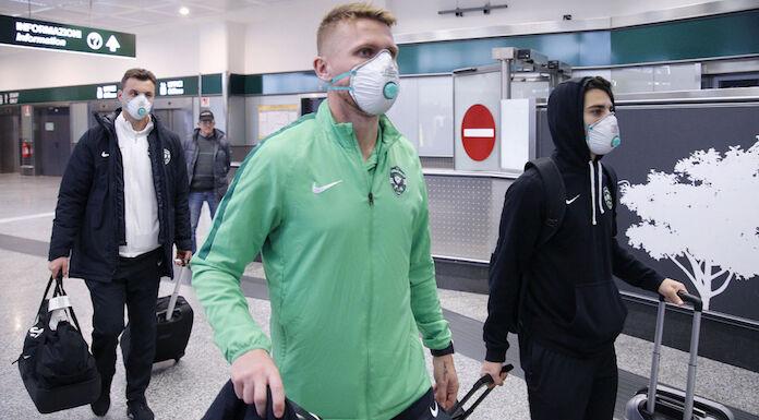 Ludogorest con le mascherine, Moti: «È precauzione»