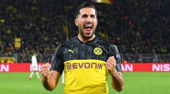 Borussia Dortmund |  Emre Can |  «Vittoria meritata |  potevamo fare più gol»