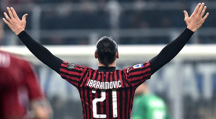 Ibrahimovic Milan, lo svedese è tornato e punta la Lazio