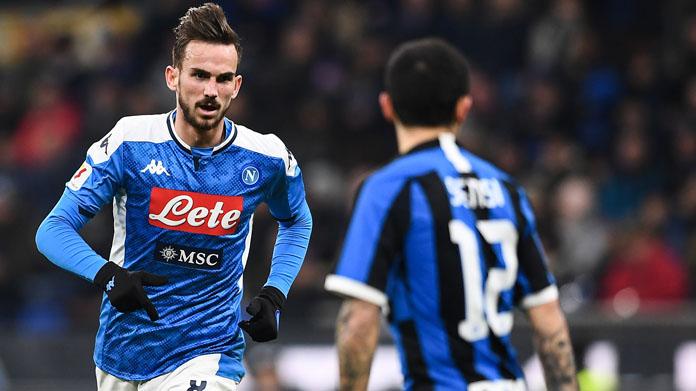 Inter Napoli highlights