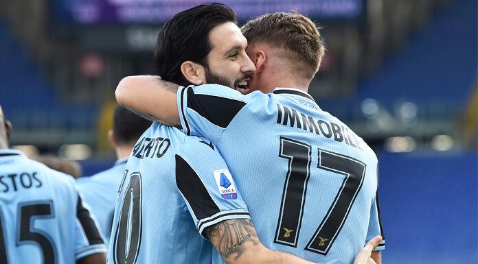 Lazio Inter 0-0 LIVE: conclusione di Immobile, palla sopra la traversa