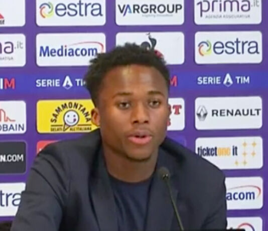 Kouamé Fiorentina