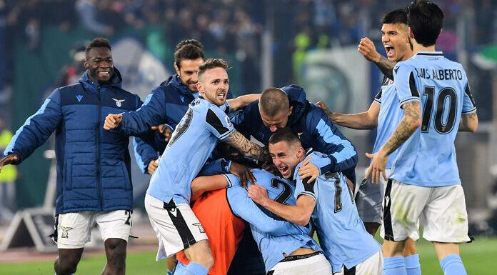 Sprint Scudetto: la Lazio usa i jolly Parolo e Cataldi