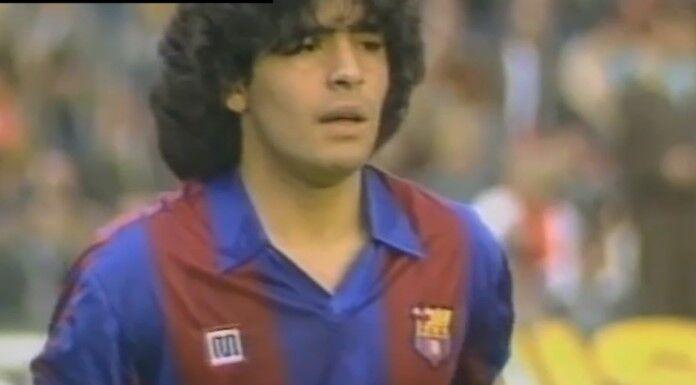 Napoli Barcellona: Maradona eroe dei due mondi – VIDEO