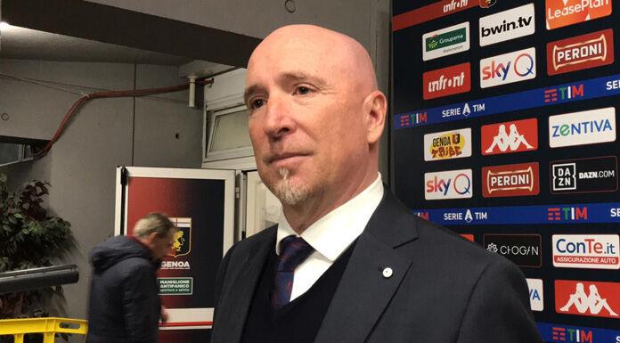Genoa, Maran: «Vogliamo riscattarci. Su Pjaca e Zappacosta…»