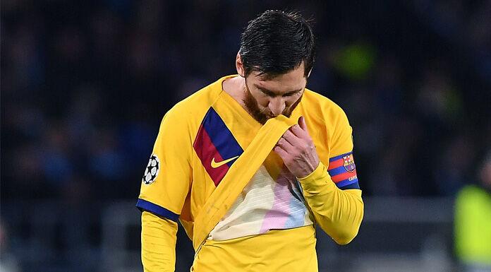 Barcellona, disastro in Champions League: non era mai accaduto