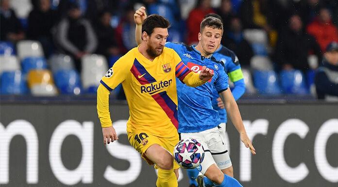 PAGELLE Napoli Barcellona: TOP e FLOP del match VOTI alla fi