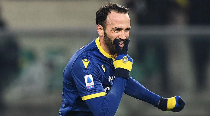 Hellas Verona, Pazzini ai saluti: nessuna proposta di rinnov