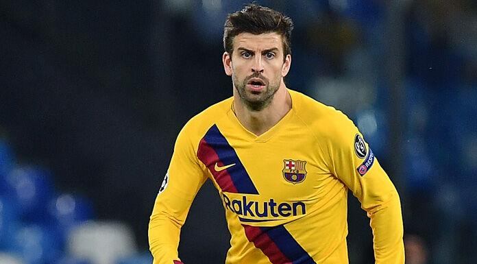Barcellona, Piqué ha accettato di dimezzarsi lo stipendio in questa stagione