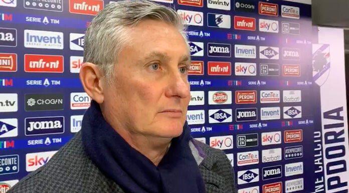 Fiorentina, Pradè: «Ecco cosa è successo negli spogliatoi»