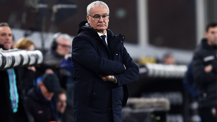 Sampdoria Fiorentina Ranieri