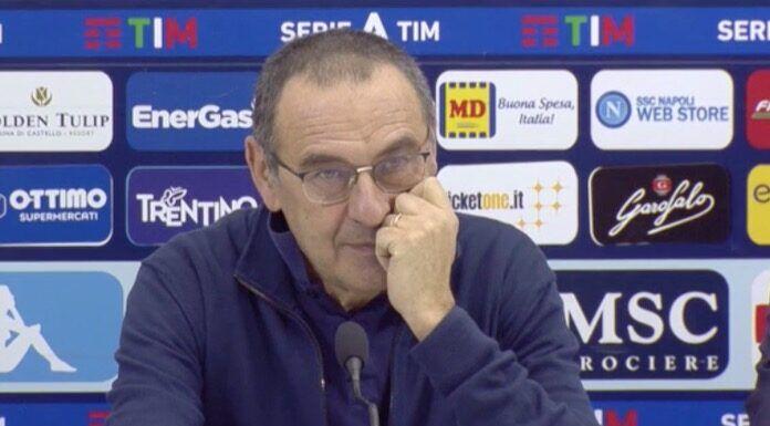 SARRI |  «Lazio-Inter? No |  Stasera guardo Empoli-Pisa |  derby mostruoso» – VIDEO