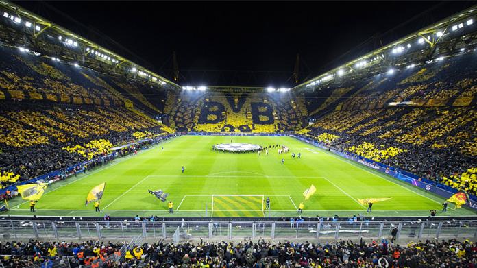 Bundesliga, l'allenamento del Borussia Dortmund - VIDEO