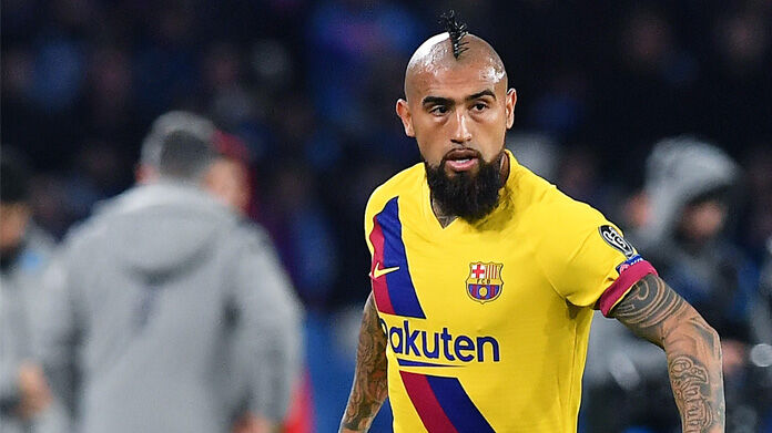 Barcellona, Planes conferma l'addio di Vidal:
