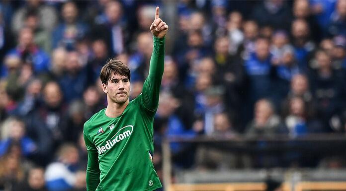 Vlahovic: «Il mio sogno è impormi con la maglia della Fioren