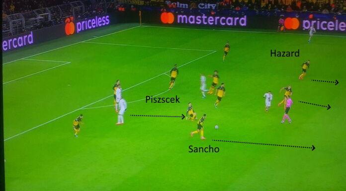 Borussia Dortmund: PSG sterile, Sancho guida le ripartenze