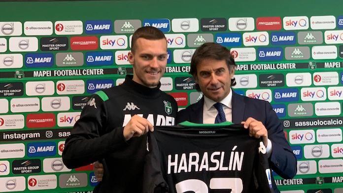 Sassuolo Haraslin
