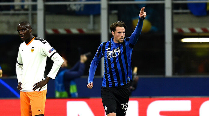 Atalanta, Hateboer: «Ho aspettato tanto il gol. Al ritorno…»