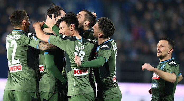Brescia Napoli 1 2: cronaca e tabellino