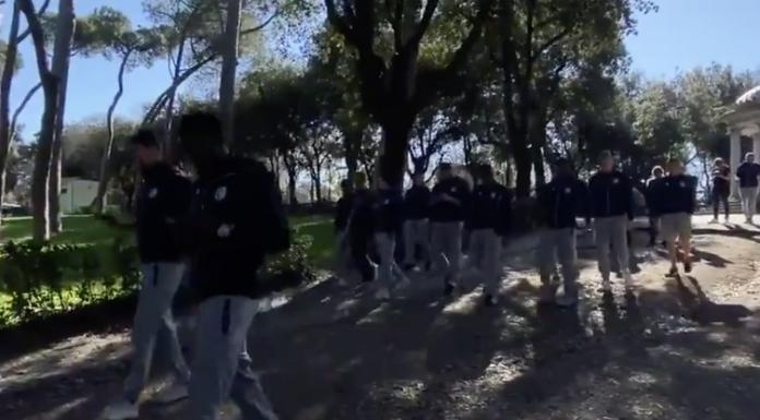 Roma Gent, i belgi si preparano alla sfida dell'Olimpico a…V