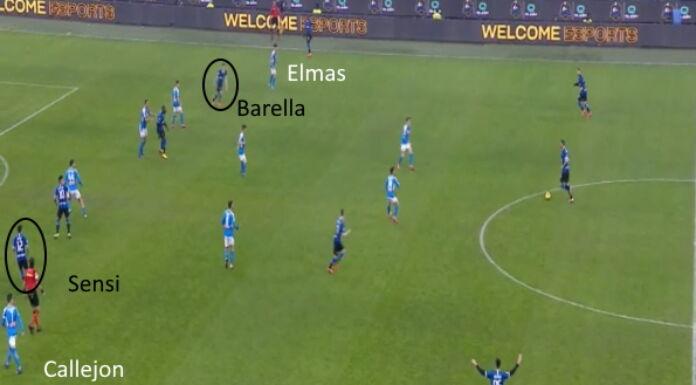 Napoli Barcellona: le chiavi tattiche del match