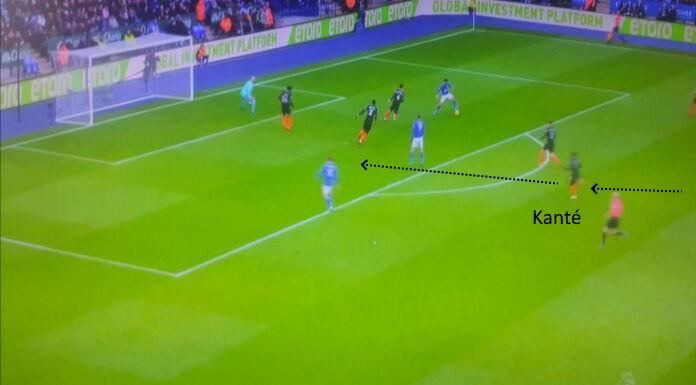 Chelsea: Kante ha statistiche incredibili in fase difensiva