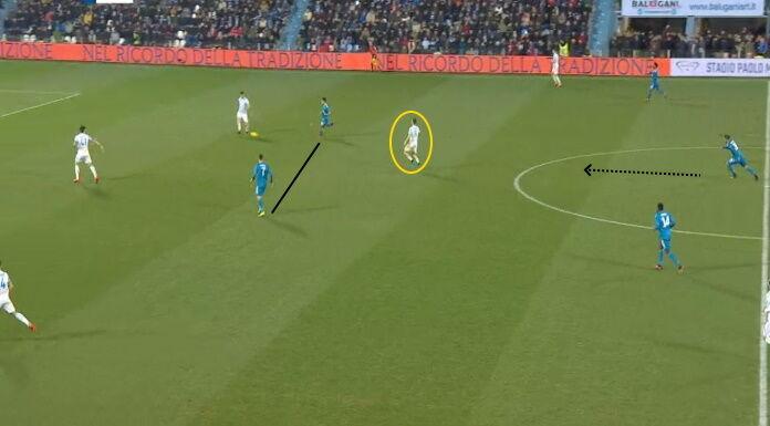 Juventus: che situazione tattica Sarri deve aggiustare