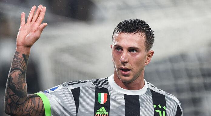 Calciomercato Juventus, Kulusevski mette Bernardeschi alla p