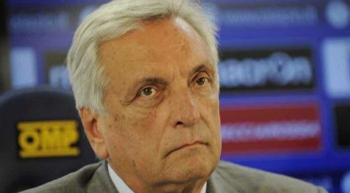 Lazio, è morto Arturo Diaconale: la nota del club biancoceleste