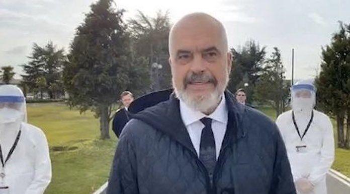 Coronavirus, premier Albania: «Europa faccia come il Milan d