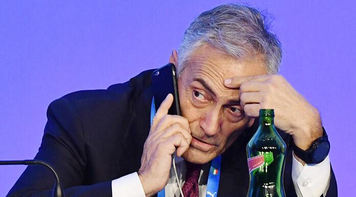 Gravina: «Nuovo stop del campionato? Playoff e playout. In c