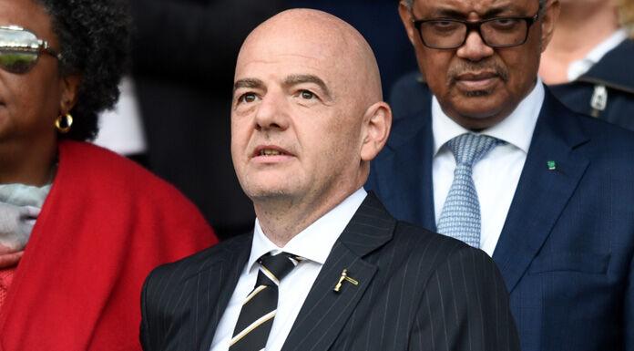 FIFA, Infantino: «Abbiamo fatto buoni progressi per il calci