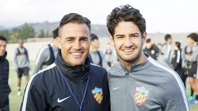 Cannavaro Pato