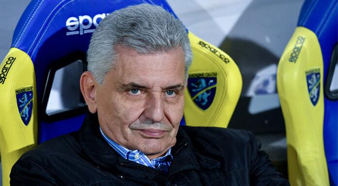 Frosinone, Stirpe: «Serie A a 22 squadre e noi in B? Vincere