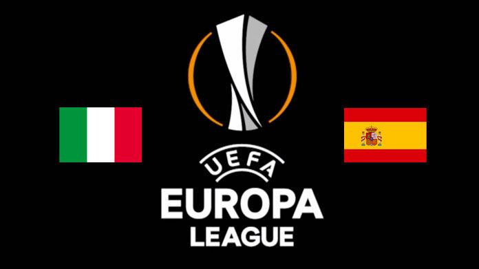 Europa League Italia Spagna