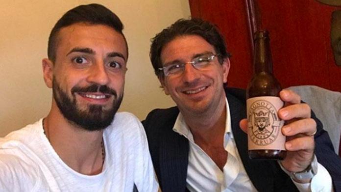Foto Instagram Gaetano Fedele