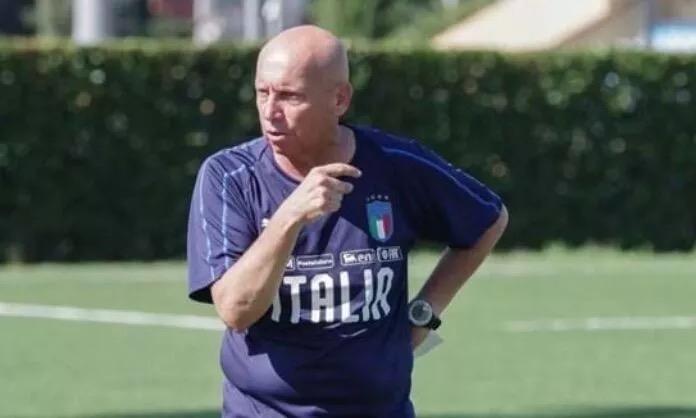Maurizio Viscidi coordinatore delle Nazionali giovanili (foto www.figc.it)