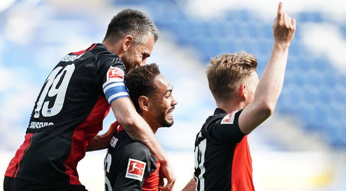 Bundesliga |  l'Herta spazza via l'Union nel derby di Berlino |  Piatek in ombra