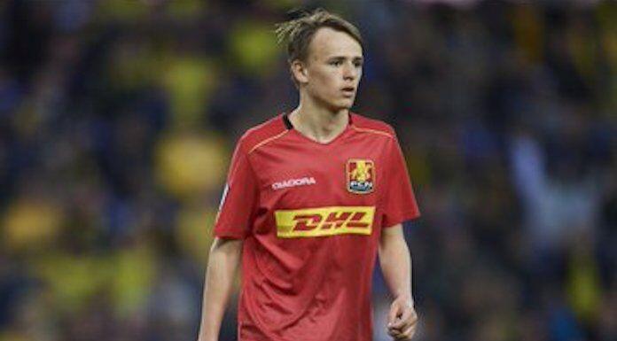 Dasmgaard non vede l'ora |  «Voglio imparare tanto dalla Sampdoria»