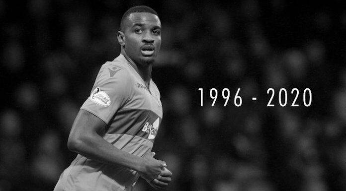 Calcio in lutto: morto il 23enne Mbulu