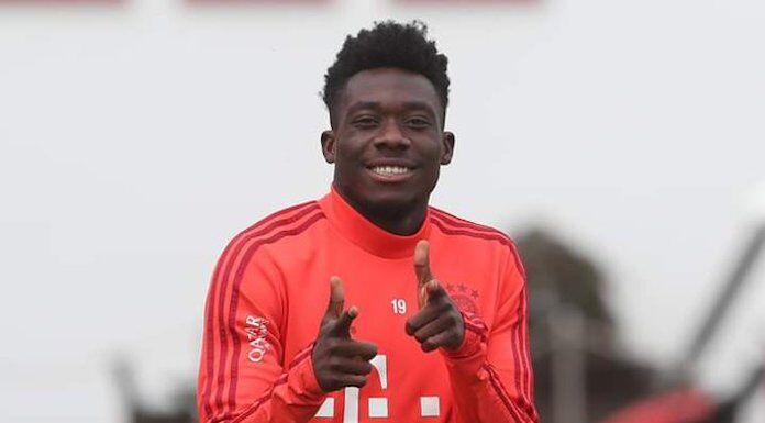 Bayern Monaco, Davies: «Sempre sognato di giocare a questi l