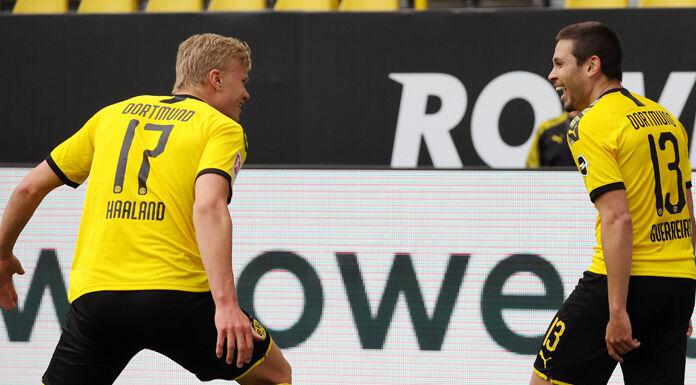 Borussia Dortmund Bayern Monaco 0 0 LIVE: fischio d'inizio