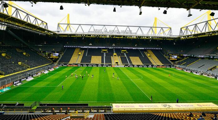 Borussia Dortmund    Favre    «Tifosi? I giocatori mi sentono meglio  Sancho…» – VIDEO