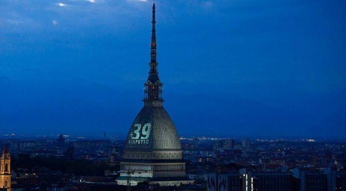 Heysel, il messaggio della città di Torino per ricordare le vittime – FOTO