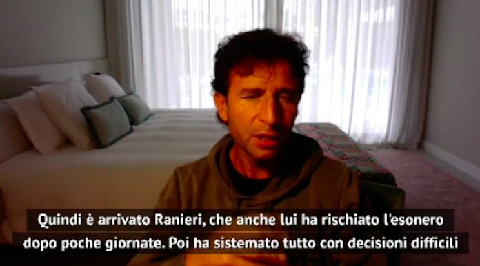 Milla    «Valencia cresciuto grazie a Ranieri» – VIDEO
